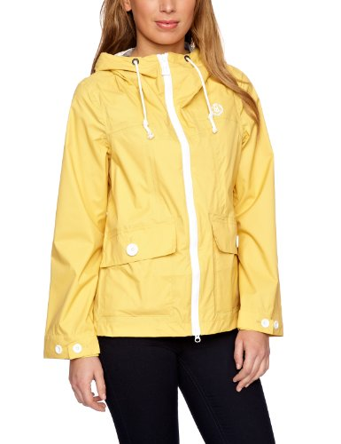 Henri Lloyd Corine Waterproof Smock Women's Coat Vintage yellow Large