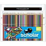 Prismacolor Scholar Pencil 60 Color Set