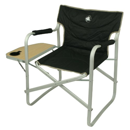 10T-Stagedirector-Alu-Camping-Stuhl-Regiestuhl-mit-Seitenablage-faltbar-3900g-leicht