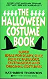 img - for The Halloween Costume Book book / textbook / text book