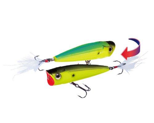 yo-zuri-sashimi-popper-floating-lure-chameleon-black-chartreuse-3-inch