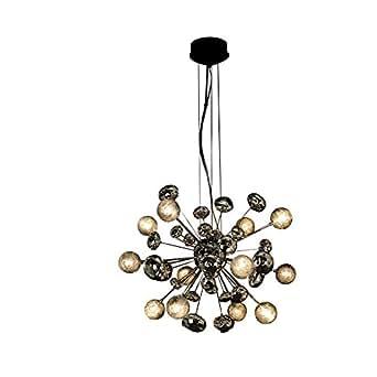 trend lighting tp6950 12 starburst chandelier. Black Bedroom Furniture Sets. Home Design Ideas
