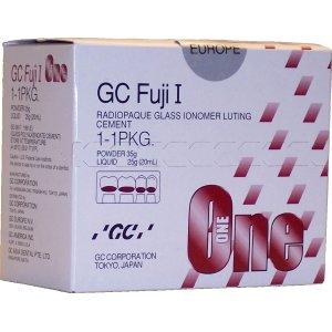 Gc America Fuji I Glass Ionomer Luting Cement 1:1 Pack