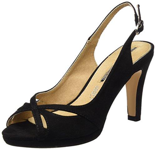 MARIA MARE Donna 66167 Abito scarpe nero Size: 40