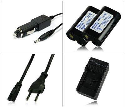 caricabatteria-2x-batteria-klic-8000-per-kodak-easyshare-z612-z812is-z8612is-z1012-z1012is-z1015is-z