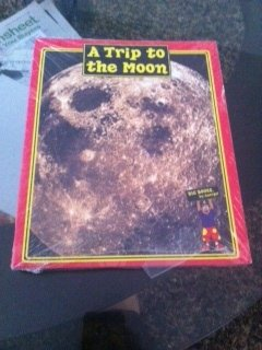 A Trip to the Moon Big Books by George! (Children's Book) - 1