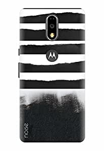 Noise Designer Printed Case / Cover for Motorola Moto G, 4th Gen / Patterns & Ethnic / Isolated Paint Design