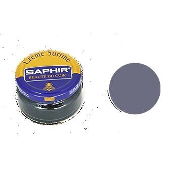 Cirage Saphir pommadier (Crème Surfine) gris