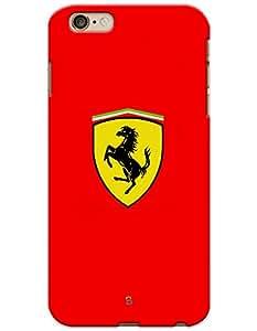 myPhoneMate Ferrari Shield case for Apple iPhone 6 Plus / 6s Plus