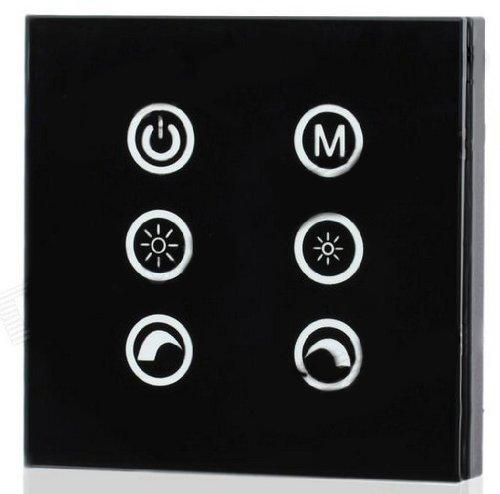 Tp003 Led Rgb Strip 6-Key Touch Control Panel Module