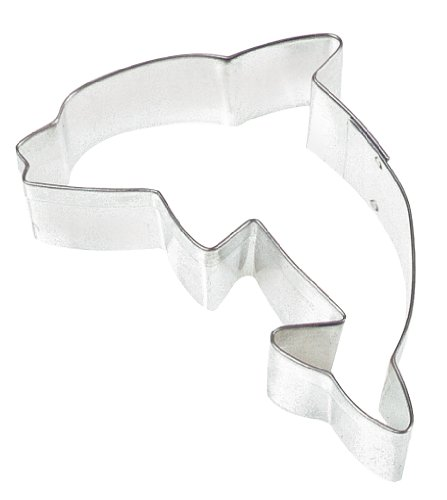 Fox Run Dolphin Cookie Cutter