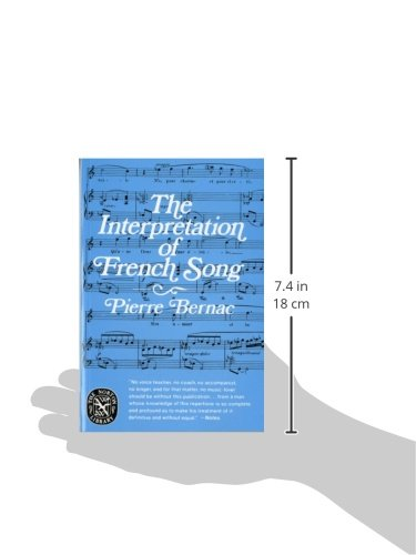 The Interpretation of French Song the Interpretation of French Song (The Norton Library ; N878)
