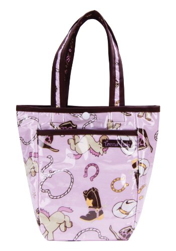 Trend Lab Mini Diaper Tote Bag