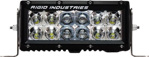 "Rigid Industries 10631 E-Series 6"" Spotlight/Floodlight Combo"