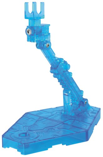 Bandai Hobby Action Base 2 Display Stand (1/144 Scale), Aqua Blue - 1