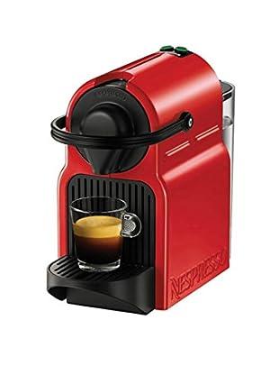 Nespresso Cafetera Café Expreso Krups Inissia XN1005K Rojo