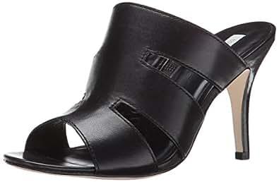 Cole Haan Women's Phira Mule,Black Leather,5.5  B US