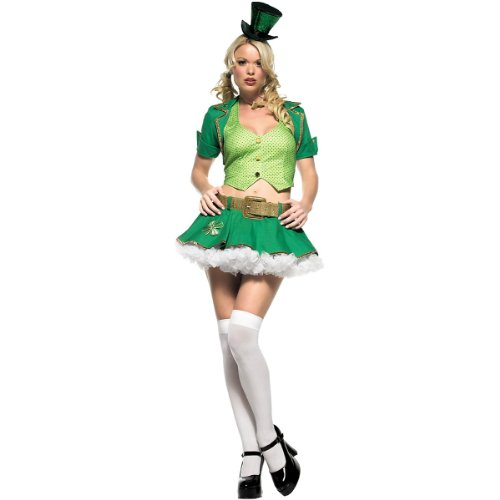 Lucky Charm Costume - X-Small - Dress Size 0-2