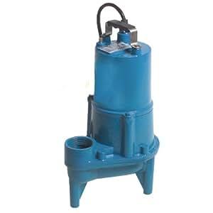 Barnes Sev412a 5 Hp 3450 Rpm Automatic Submersible Pump