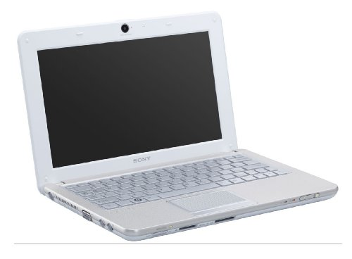 Sony VAIO W12S1ET 10.1-inch Netbook (Intel Atom N280 1.66 GHz Processor, 1 GB RAM, 250 GB HDD, Windows 7 Starter, Tan)