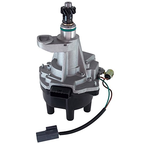 Ignition Distributor for: Nissan Pathfinder, Frontier, Quest, Xterra, Infiniti QX4, Mercury Villager [3.3L V6] (2004 Nissan Exterra Parts compare prices)