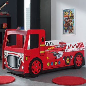 Artisan Fire Engine Single Bed