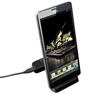 mumbi USB Dock Huawei Ascend Mate Dockingstation / Ladestation + USB Datenkabel
