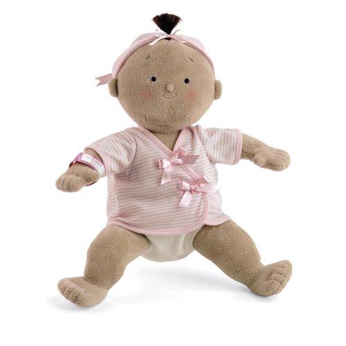 North American Bear Company Rosy Cheeks Baby Tan