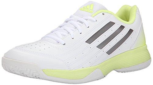 Adidas Performance attacco sonico W Correre, Silver White / tecnologia / metallico congelata Giallo,