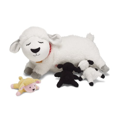 Stuffed Animal Lambs back-1059485