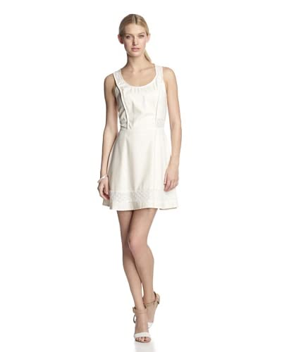 W118 by Walter Baker Women's Leah Dress  [Cream]
