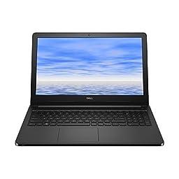DELL i5558-2147BLK Windows 10 Laptop Intel Core i3-5015U Processor 2.1GHz 15.6\
