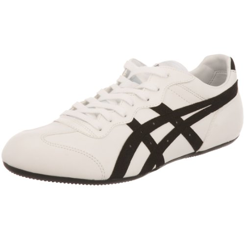 Asics Sportstyle Men's Whizzer Lo Trainer White/Black Perf HY4290090 7 UK