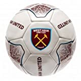 West Ham United Football Ball (Size 5)