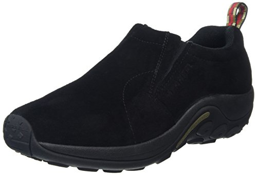 Merrell - Sneaker JUNGLE MOC, Uomo, Nero, 43