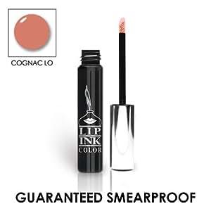 LIP INK® LIP INK Organic Vegan 100% Smearproof Liquid Lip Stain, Cognac