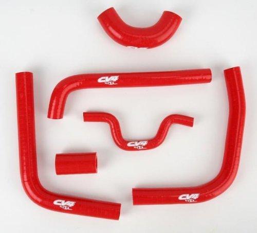 2009 Suzuki LT-R450 QuadRacer Hose Kit - Red, Manufacturer: CV4, HOSE KIT RED LTR-450 (Ltr 450 Shim Kit compare prices)