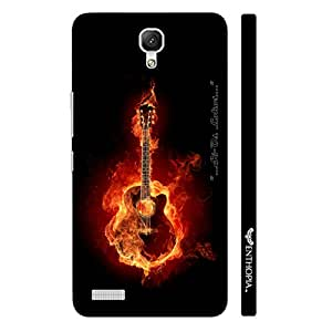 Xiaomi Redmi Note Fire to the Soul designer mobile hard shell case by Enthopia