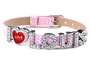 I Love Louis 1d Bracelet Wristbandwrist Band One Direction Member by Yiwu City Yinuo E-Commercial Business Co.,Ltd
