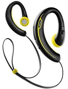 Jabra BT Sport+ Wireless ブラック ワイヤレス Bluetooth イヤホン (スポーツイヤホン 耳かけタイプ 防塵防滴) 【日本正規代理店品】