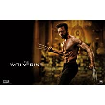 The Wolverine Movie ON FINE ART PAPER HD QUALITY WALLPAPER POSTER