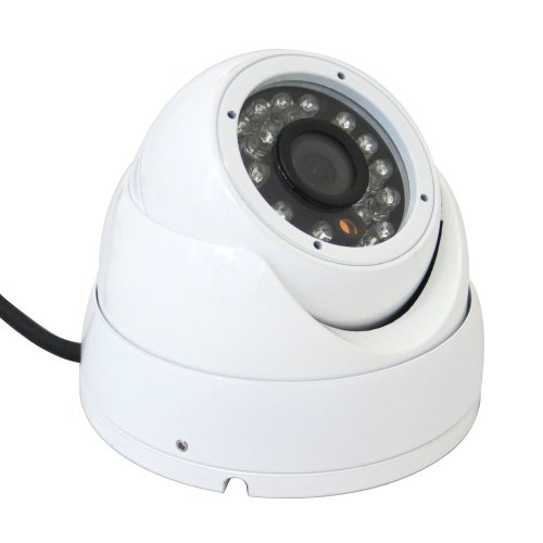 eSecure ES183270 Security Camera, 700TVL, 3.6mm