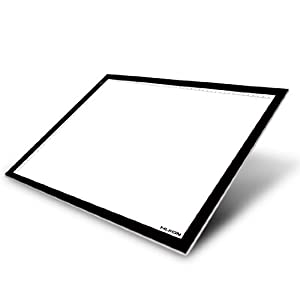 huion a3 led touch adjustable illumination lightbox