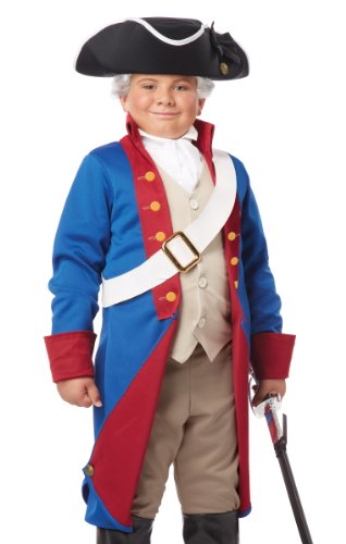 California Costumes American Patriot Child Costume