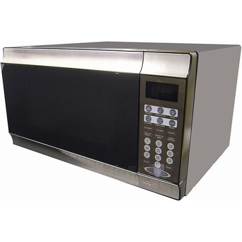 Stainless Steel Microwave Emerson 9 Cu Ft Stainless