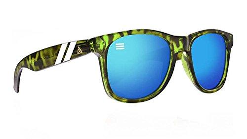 8008b5084c Blenders Eyewear Sunglasses Jungle Jaguar M Class Green Tortoise Shell Blue