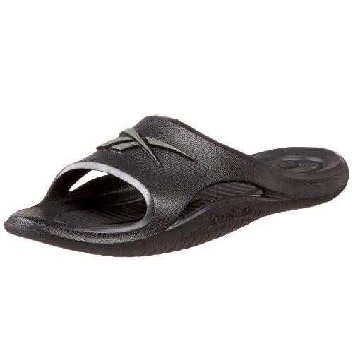 Reebok Men'S Kobo V Sandal,Black/Medium Grey,9 M front-1036164