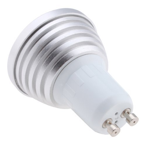 New 16-Rgb Color Changing With Ir Remote For Light Bulb Lamp 85-265V