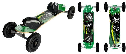Entry-Level Youth Mountainboard Offers User-Friendly Performance And Affordable Price - Atom 80 Mountainboard