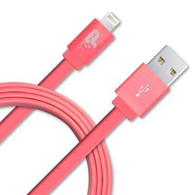 1 - Lighting Cable 3' Pk Flat Data